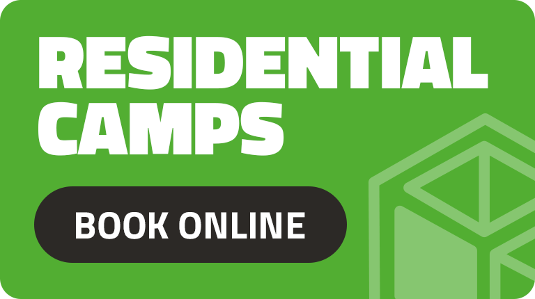 Residential Camps - Book Online Now!