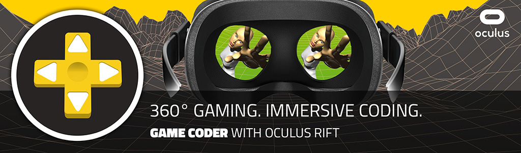 Game Pro - Coding for Virtual Reality...
